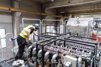 Fjernvarmetekniker/driftsoperatører