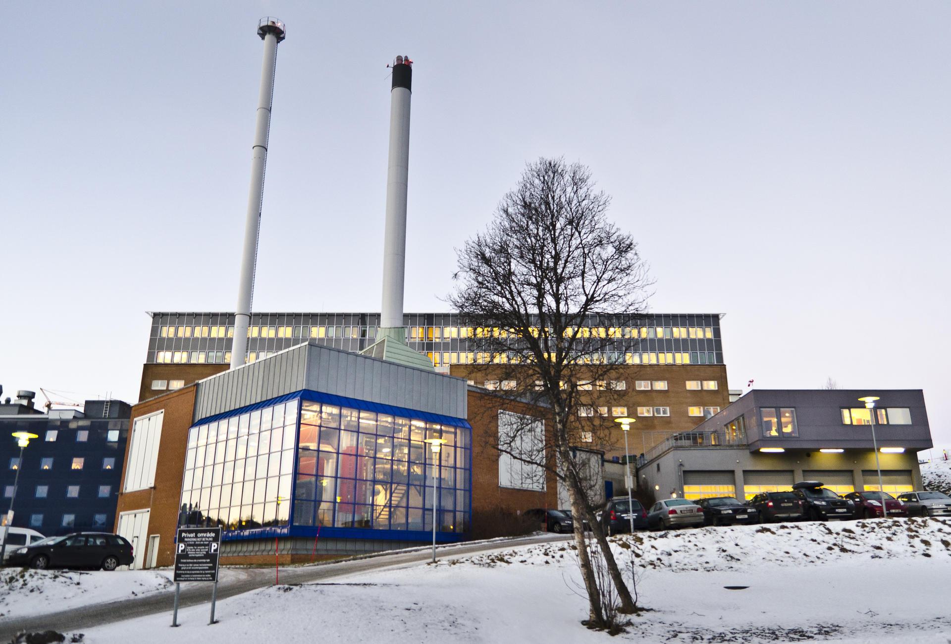 Breivika varmesentral